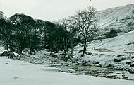 Photo of Dales Way: down Langstrothdale to Yockenthwaite